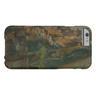Edgar Degas - View of Saint-Valery-sur-Somme Barely There iPhone 6 Case