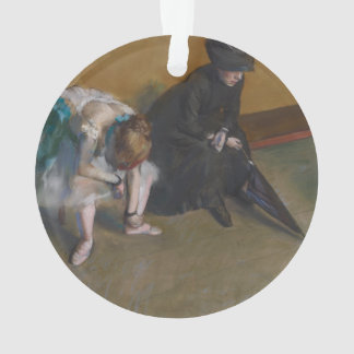 Edgar Degas | Waiting Ornament
