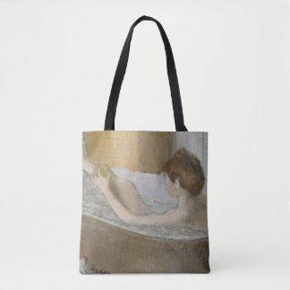 Edgar Degas | Woman in her Bath, Sponging her Leg Tote Bag