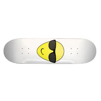 Edgar EggHead Skateboard! Skateboard Deck