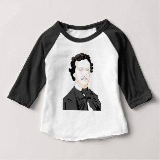 Edgar Poe Baby T-Shirt