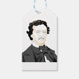 Edgar Poe Gift Tags