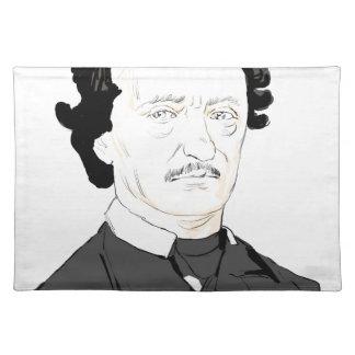 Edgar Poe Placemat