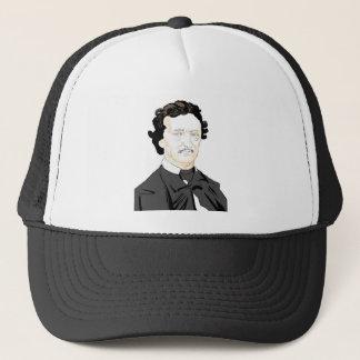 Edgar Poe Trucker Hat