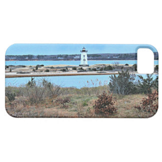 Edgartown Harbor Lighthouse, MA iPhone Case 5/5s