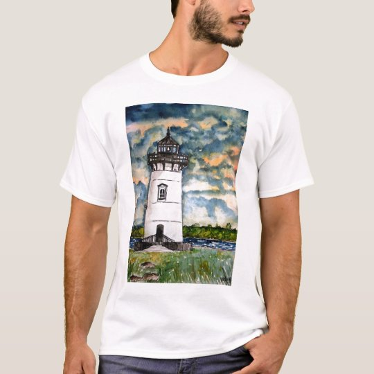 Edgartown Lighthouse Marthas Vineyard Shirt