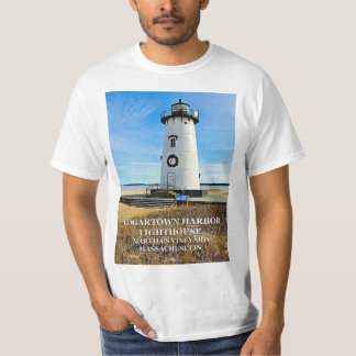 Edgartown Lighthouse, Massachusetts T-Shirt