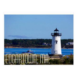 Edgartown, Massachusetts Postcard