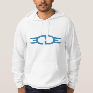 EDGE Blue Logo Hoodie