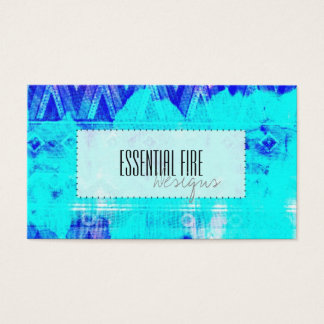 Edge for profit business card