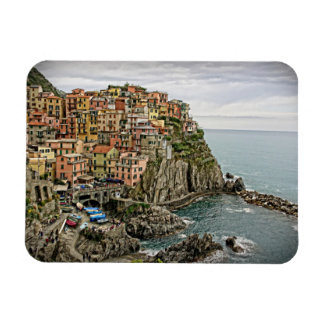 Edge of Italy - Manarola - Magnet