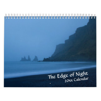 Edge of Night Twilight Calendar