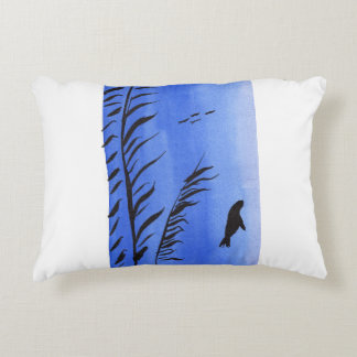 Edge of the Kelp Forest Accent Pillow