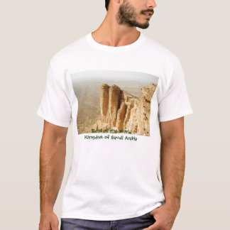 Edge of the World, Kingdom of Saudi Arabia T-Shirt