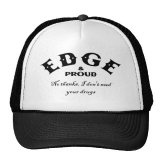 EDGE & PROUD TRUCKER HAT