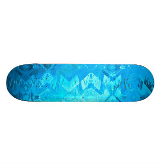 Edged momentum (blue) skateboards