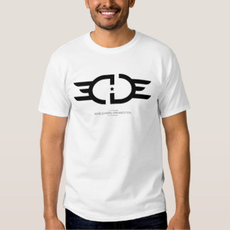 EdgeGamers Organization Black Logo Tee