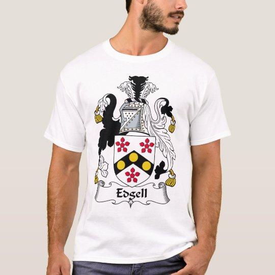 Edgell Family Crest T-Shirt