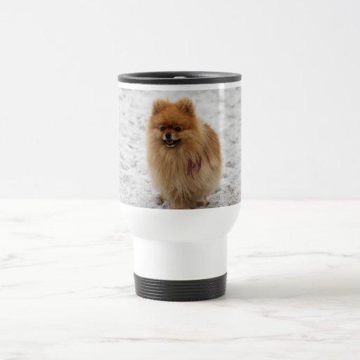 Edgrrrr #2 - Pomeranian Coffee Mugs