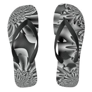 Edgy flip-flops flip flops