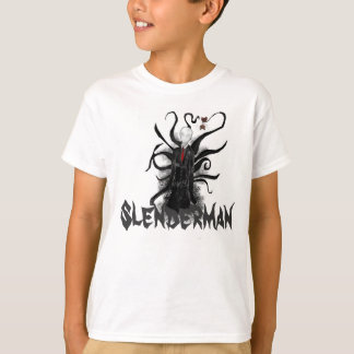 Edgy Kids Slenderman T-Shirt