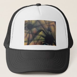 Edgy Spiders Trucker Hat