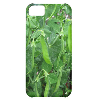 Edible Peas Ready to Eat - photograph Case-Mate iPhone Case