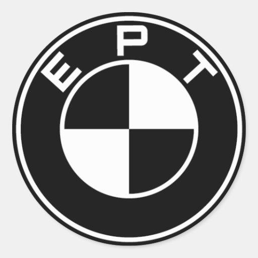 Edina Parkour Team Sticker 2014: Car Edition