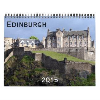 edinburgh 2015 calendar