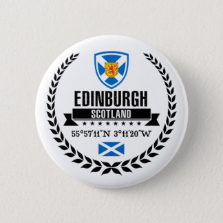 Edinburgh 2 Inch Round Button