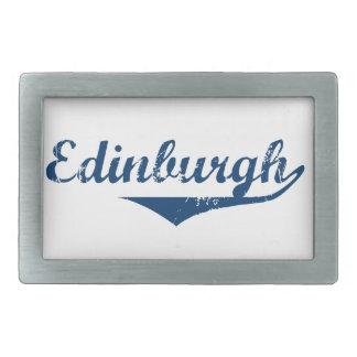 Edinburgh Belt Buckles