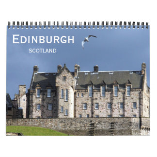 edinburgh calendars