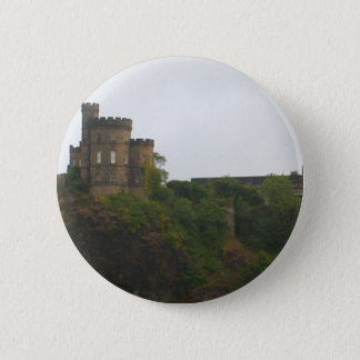 Edinburgh Castle 2 Inch Round Button