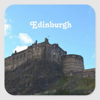 edinburgh-castle-43.jpg square sticker
