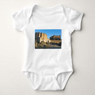 Edinburgh Castle Baby Bodysuit
