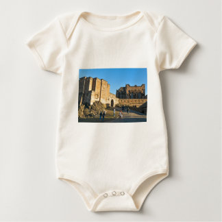 Edinburgh Castle Baby Bodysuit