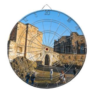 Edinburgh Castle Dartboards