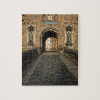 Edinburgh Castle entrance, Edinburgh, Scotland Puzzles