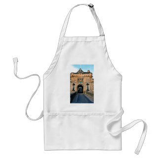 Edinburgh Castle entrance Standard Apron