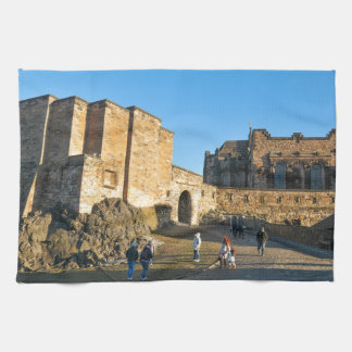 Edinburgh Castle Kitchen Towel