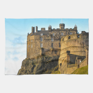 Edinburgh Castle Kitchen Towels