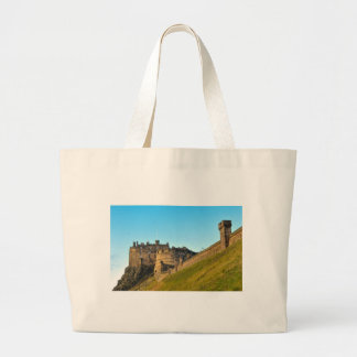 Edinburgh Castle Large Tote Bag