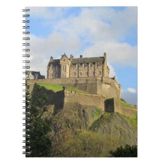 Edinburgh Castle Notebooks