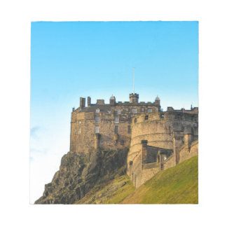Edinburgh Castle Notepads