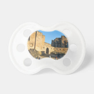 Edinburgh Castle Pacifiers