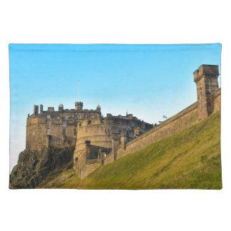 Edinburgh Castle Place Mat