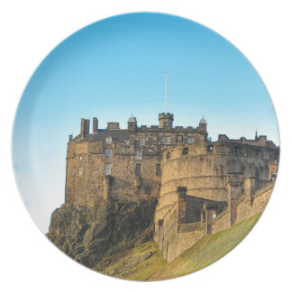 Edinburgh Castle Plates