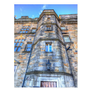 Edinburgh Castle Scotland Postcard