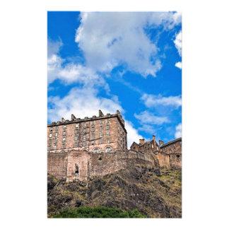 Edinburgh Castle Scotland Stationery