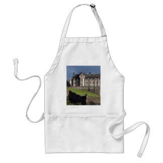edinburgh castle standard apron